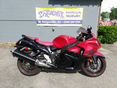 2014 Suzuki Hayabusa 50th Anniversary Edition Sport Motorcycles West Bridgewater, MA