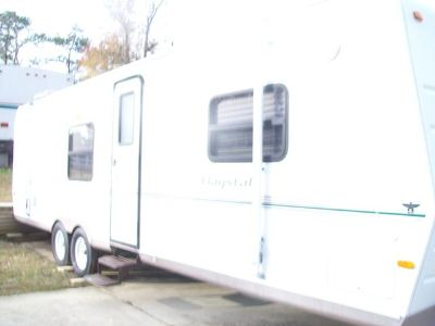 $495, 1br, 30 ft trailer $495 includes utilitys