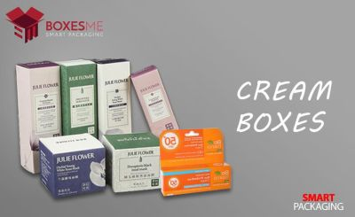 You Can Get Fully Customized Cream Boxes