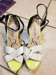 Sam & Libby Shoes Size 8