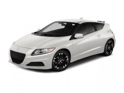 2014 Honda CR-Z Base (BLACK)