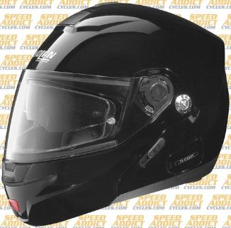 Sell Nolan N91 Black Helmet size X-Large motorcycle in Mission Hills, California, United States, for US $284.35
