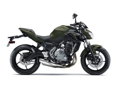 2018 Kawasaki Z650 ABS Sport Motorcycles Dimondale, MI