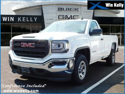 2018 GMC Sierra 1500 Base (Summit White)