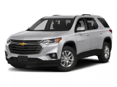 2018 Chevrolet Traverse LT Cloth (Graphite Metallic)