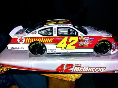 NASCAR scale model Jamie McMurray number 42 havoline