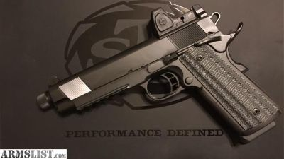 For Sale: STI H.O.S.T SS 9mm