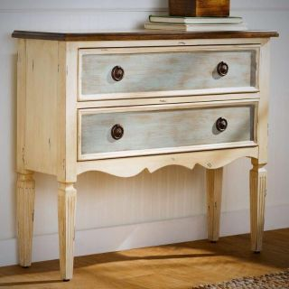 August Grove 2-drawer chest