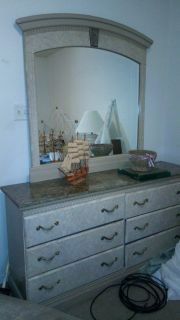 Dresser Drawer with mirror