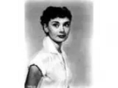Audrey Hepburn Self Portrait - x Photograph High Quality Art