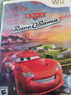 WII Cars Game