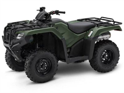 2018 Honda FourTrax Rancher 4x4 ES Utility ATVs Erie, PA