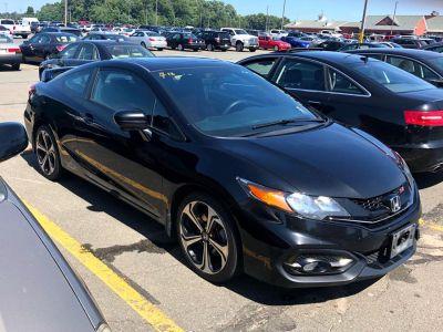 2014 Honda Civic Si (Black)