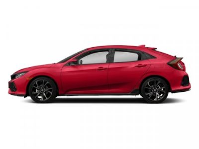 2018 Honda CIVIC HATCHBACK Sport (Rallye Red)