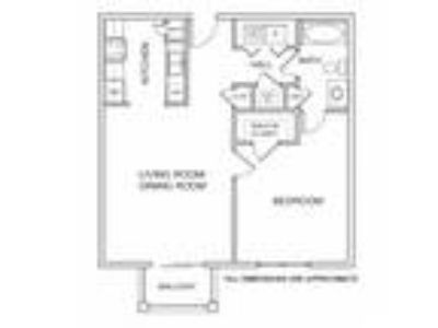 Park Place - 1Q Floor Plan