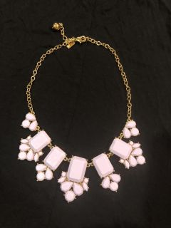 Kate spade lilac necklace