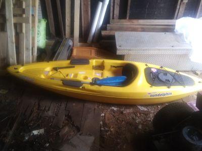 Sportsman kayak
