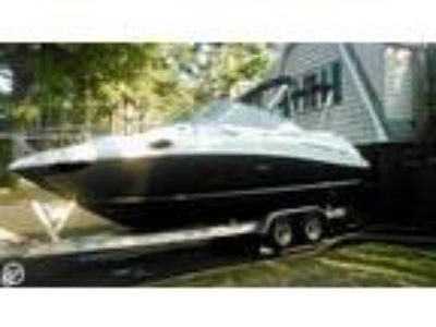 2013 Sea Ray 240 Sundancer