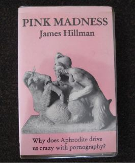 *~~~ Pink Madness by James Hillman ~ RARE Audio Cassette ~~~*