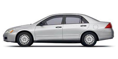 2007 Honda Accord DX (Not Given)