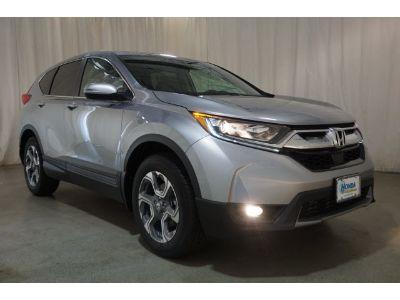 2019 Honda CR-V (Lunar Silver Metallic)
