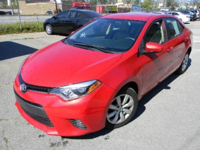 2016 Toyota Corolla (RED)