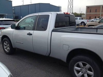 2010 Nissan Titan Extended Cab