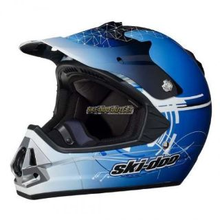 Sell Ski-Doo XP-2 Highlander Helmet - Blue motorcycle in Sauk Centre, Minnesota, United States, for US $149.99