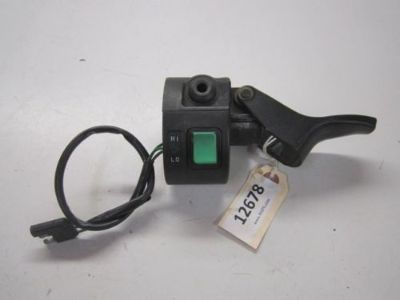 Sell Arctic Cat Throttle Block with Light Switch - 1999 ZR 600 EFI - 0609-390 #12678 motorcycle in Hutchinson, Minnesota, United States, for US $35.95