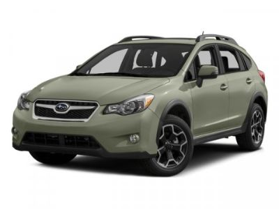 2015 Subaru XV Crosstrek Limited (Crystal White Pearl)