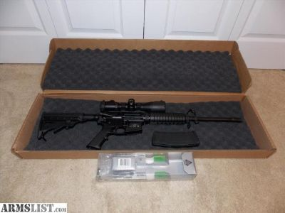 For Sale: Smith & Wesson M&P 15 Sport II (AR 15)