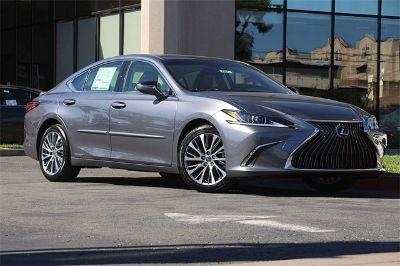 2019 Lexus ES 300h (gray)