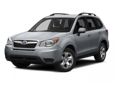 2014 Subaru Forester 2.5i Limited (Crystal Black Silica)