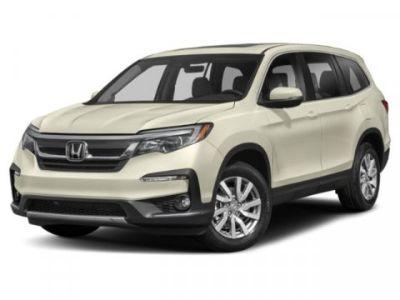 2019 Honda Pilot EX-L (White Diamond Pearl)