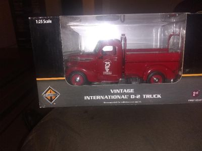 Collector pick up truck