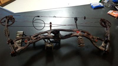 Hoyt Rampage XT right handed