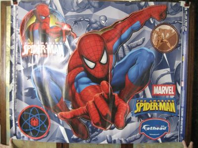 Spiderman Large Wall Decals