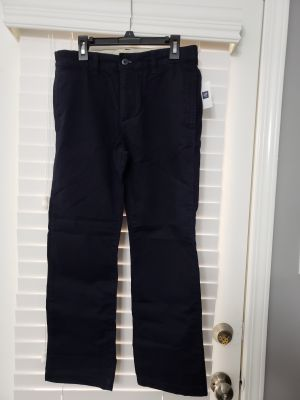 Boy's Navy Blue Gap Brand Pants - New in Pkg