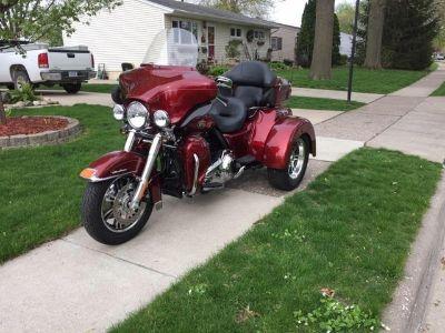2010 Harley-Davidson® Trike Tri Glide™ Ultra Classic®