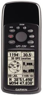 Purchase Garmin 0100084001 GPS 72H HANDHELD motorcycle in Stuart, Florida, US, for US $215.54