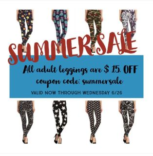 HUGE Leggings sale!