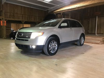 2007 Ford Edge SEL Plus (Beige)