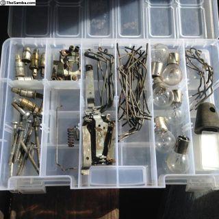 Headlight parts