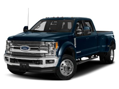 2019 Ford F-450SD Lariat (White)