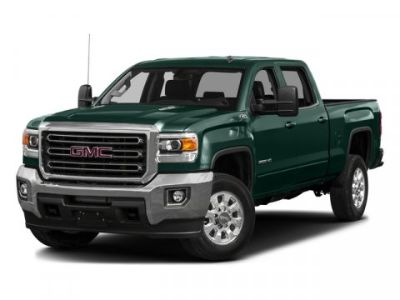 2016 GMC Sierra 2500HD SLE (Summit White)