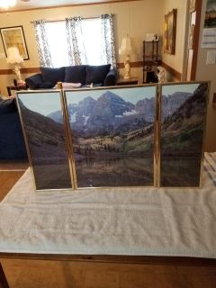 3 piece picture