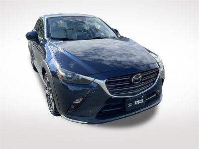 2019 Mazda CX-3 (Crystal Blue)