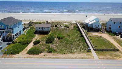 357 Ocean W Boulevard Holden Beach, Build your dream home
