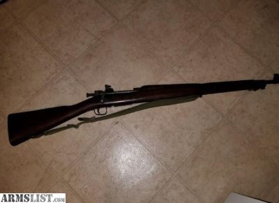 For Sale: Remington 03A3, super clean!