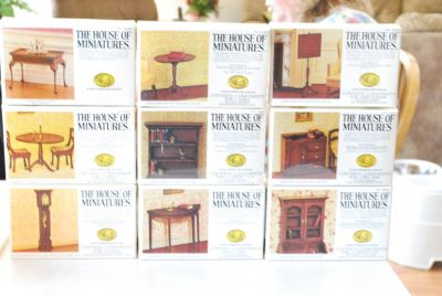 House of Miniature Doll Furniture